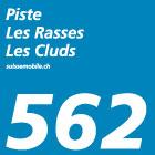 Piste Les Rasses–Les Cluds