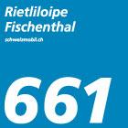 Rietliloipe Fischenthal