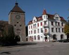 Hotel Bahnhof-Garni