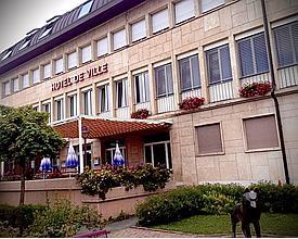 Hôtel de Ville Le Sentier