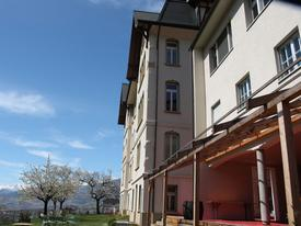 Schlosshotel Leuk