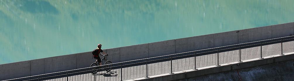 129 Nendaz-Barrage de Cleuson Bike