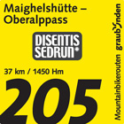 Maighelshütte–Oberalppass