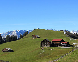 Furna–Trimmiser Alp
