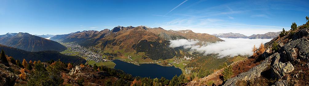 336 Landschaft Davos
