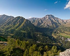 Fimberpass - Val d'Uina - Reschenpass