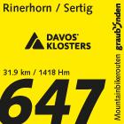 Rinerhorn / Sertig