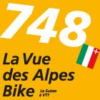 La Vue des Alpes Bike