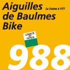Aiguilles de Baulmes Bike