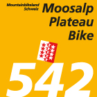 Moosalp Plateau Bike