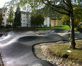 Pumptrack Segnes Chur