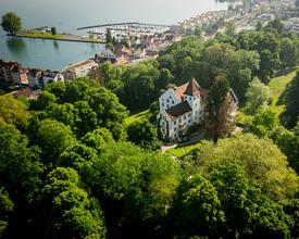 Hotel und Restaurant Schloss Wartegg