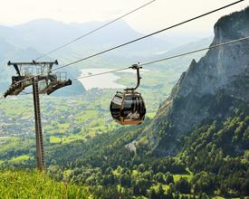 Rotenflue cable car