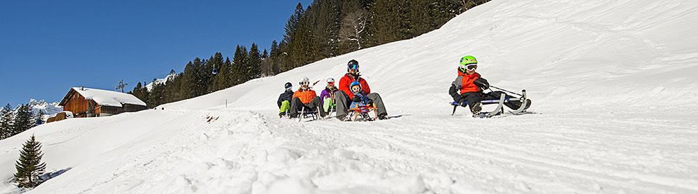 Schlittelbahn Ämpächli–Elm