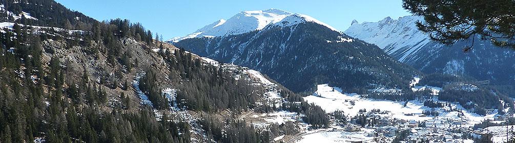 Bergünerstein-Schneeschuhtrail