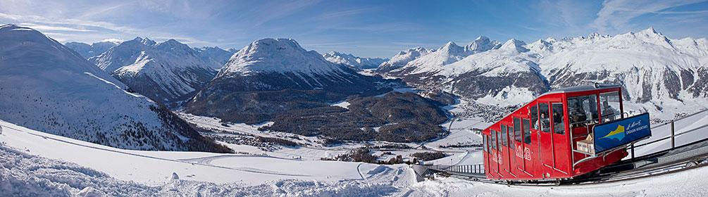 562 Muottas-Muragl-Schneeschuhtrail