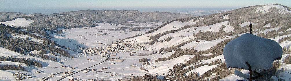 815 Biberegg-Herrenboden-Schneeschuhtrail