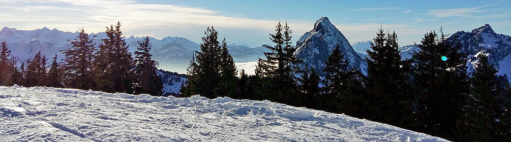 818 Furggelen-Schneeschuhtrail