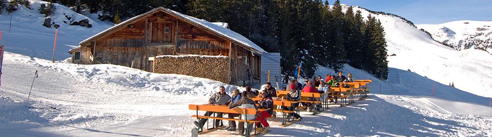 820 Waldhüttli-Schneeschuhtrail