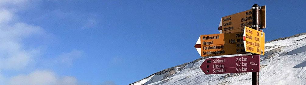 912 Schneeschuhtrail Hirsegg-Chlus