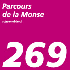 Parcours de la Monse