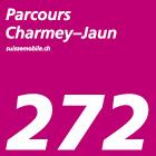 Parcours Charmey–Jaun