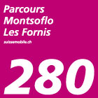 Parcours Montsoflo–Les Fornis