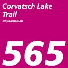 Corvatsch Lake Trail