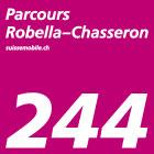 Parcours Robella–Chasseron