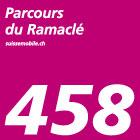 Parcours du Ramaclé