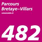 Parcours Bretaye-Villars