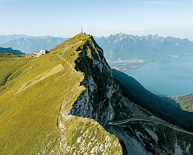1 Via Alpina : Vaud