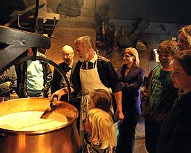 Emmentaler Schaukäserei Küherstöckli