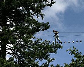 Gantrisch Rope Park