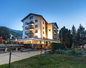 Hotel Alpenhof Unterbäch