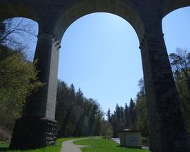 Glatt-Route