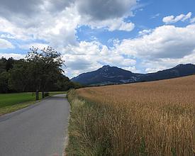 Jurasüdfuss-Route
