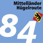 Mittelländer Hügelroute