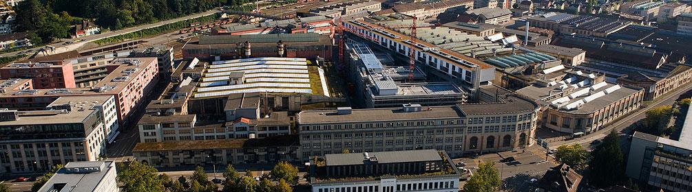 Industrieveloweg Winterthur