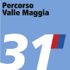 Percorso Valle Maggia
