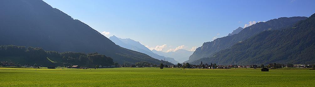 Gita per famiglie Pianura della Linth–Lago di Zurigo