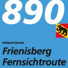 Frienisberg-Fernsichtroute