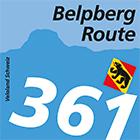 Belpbergroute