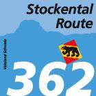 Stockentalroute