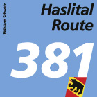 Haslital Route
