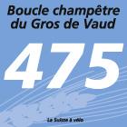 Boucle champêtre du Gros de Vaud