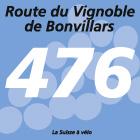 Route du Vignoble de Bonvillars