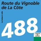 Route du vignoble de La Côte