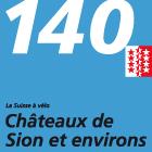 Châteaux de Sion et environs