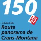 Route panorama de Crans-Montana